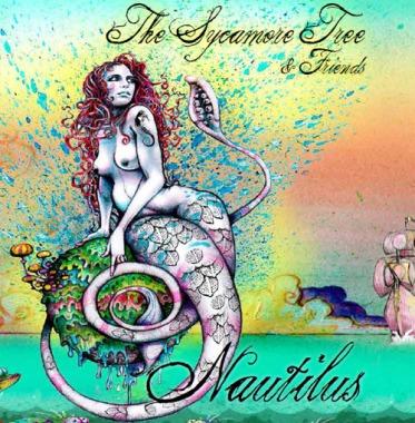 """Das Cover von """"Nautilus"""""""