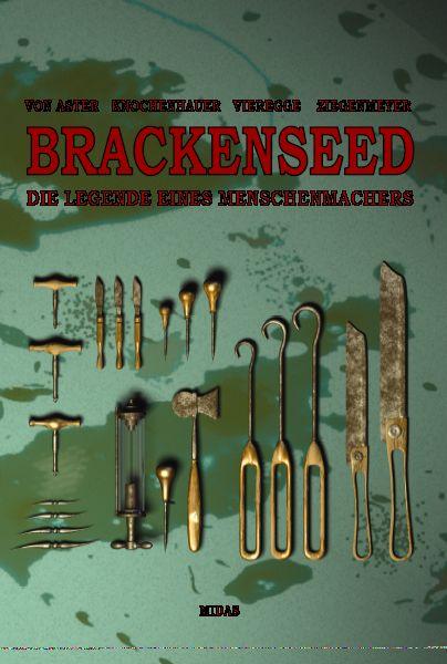 """Cover von """"Brackenseed. Die Legende eines Menschenmachers"""""""