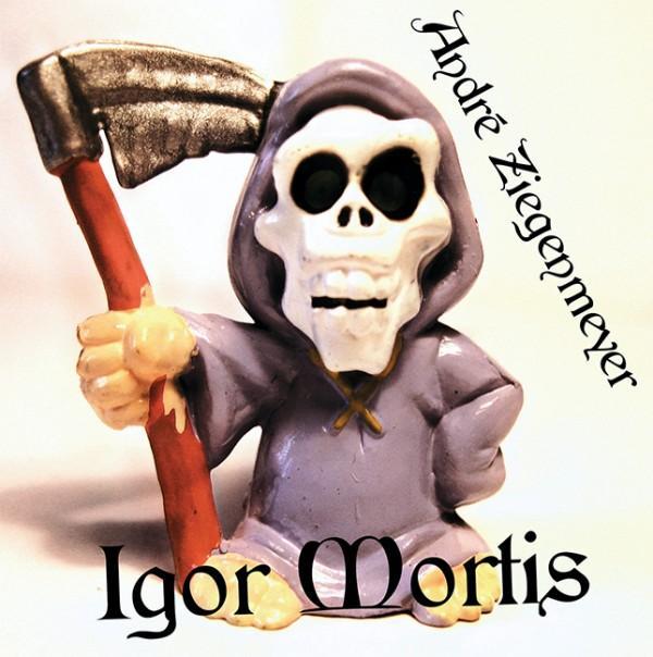 """Cover von """"Igor Mortis"""""""