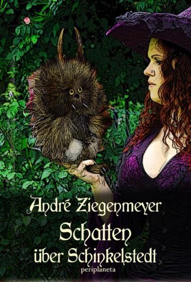 """Cover von """"Schatten über Schinkelstedt"""""""