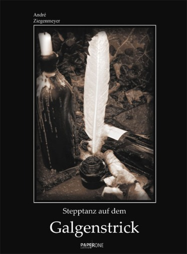 """Cover von """"Stepptanz auf dem Galgenstrick"""""""